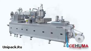 Машина для упаковки майонеза Thermoform Fill Seal Packaging Machine